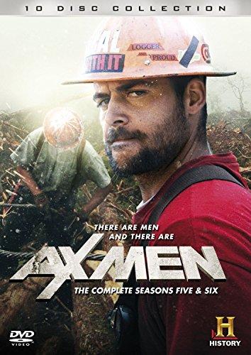 Ax Men: Seasons 5 & 6 [DVD] [UK Import]