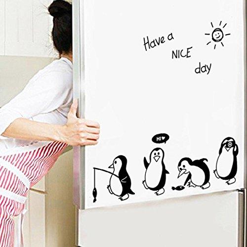 Pegatina Nevera Cocina Pegatinas Pared Refrigerador