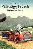 Valentino Frosch und das himbeerrote Cabrio - Burny Bos