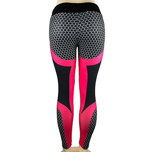 Leggings Yoga Mujer Pantalones Deportivos