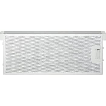 vorne 00352812 352812 Bosch Fettfilter eckig Metall 420x175mm Siemens Neff