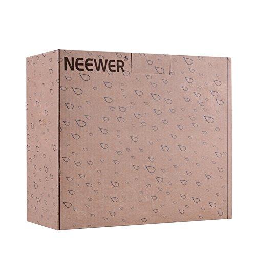 Neewer® Schwarz Metall Schnell Release L-Platte Handgriff für Sony A7 Mark II A7 II A7 M2 passt Arca-Swiss-Standard Test