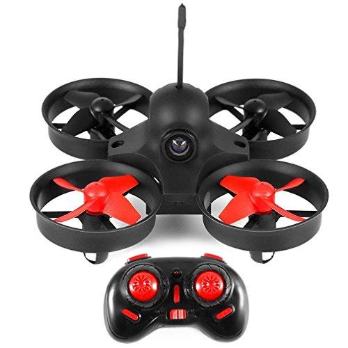 FancyWhoop Smack FPV Quadcopter RTF Micro Drone Mini UFO mit 5,8G 25mW Kamera Kopfloser Modus Eine Schlüsselrückkehr