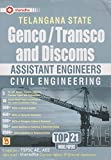 Telangana State Genco/Transco and Discoms AE Civil Engineering (Top 21 Model Papers)