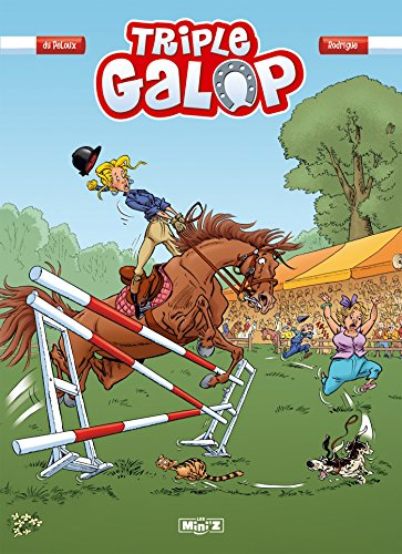 Triple galop - tome 1 Mini'z