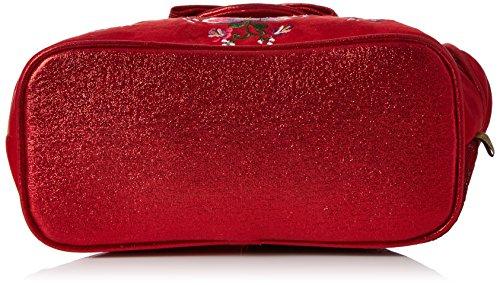 Irregular Choice Damen Field of Dreams Bag Shopper, Rot (Red), 13x20x30 centimeters - 4
