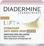 Diadermine - Lift+ Crème de Jour Hydratante SPF20 Pot de 50 ml