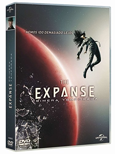 The Expanse - Temporada 1 [DVD]