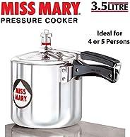 Miss Mary 3.5L Pressure Cooker (J32) (HWS_J32_SIR Silver)