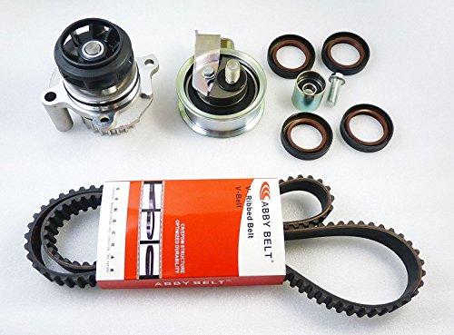 Courroie en métal kit de pompe à eau 06 A121011l NEUF pour Beetle Golf 1.8 TT Quattro Passat 1999 2000 2001 2002 2003 2004 2005 2006 06b109243d