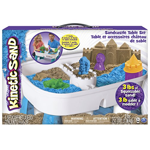 *Spin Master 6031658 – Kinetic Sand – Tisch*