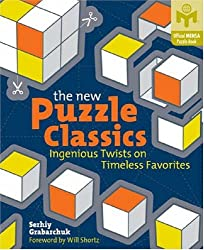 The New Puzzle Classics: Ingenious Twists on Timeless Favorites (Mensa)