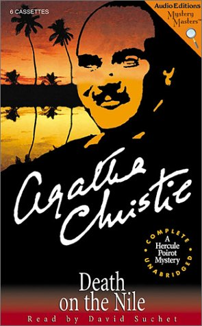 Death on the Nile: A Hercule Poirot Mystery (Audio Editions Mystery Masters)