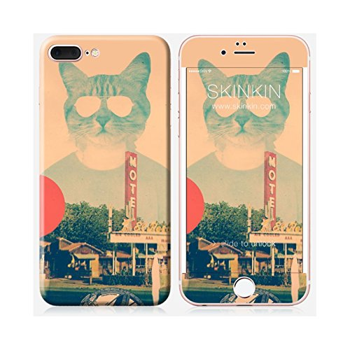 iPhone SE Case, Cover, Guscio Protettivo - Original Design : iPhone 7 Plus Skin