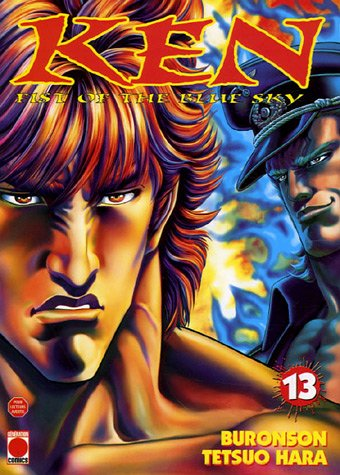 Ken - Fist Of The Blue Sky Edition simple Tome 13