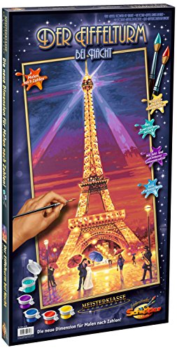 schipper-609220716-the-eiffel-tower-at-night-tableau-a-dessin-taille-40-x-50-cm