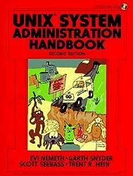 UNIX System Administration Handbook (Bk\CD ROM) (Computing)