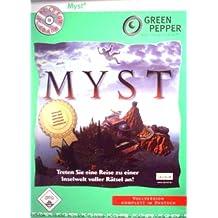 Myst (Green Pepper)