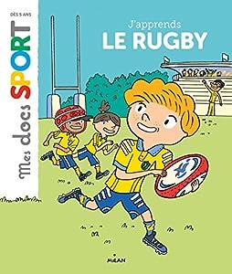 """Afficher """"J'apprends le rugby"""""""