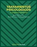 Tratamientos psicológicos: La perspectiva experimental (Psicología)