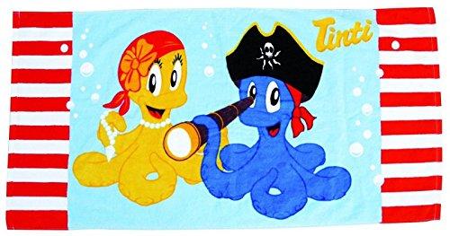 Tinti Zauberhandtuch - 1 Tuch, 1er Pack (1 x 6 Stück)