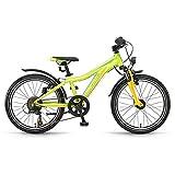 Unbekannt Winora Kinderfahrrad Bikes Rage 20 6-G Tourney 17/18 Winora Lime/grün/orange 27
