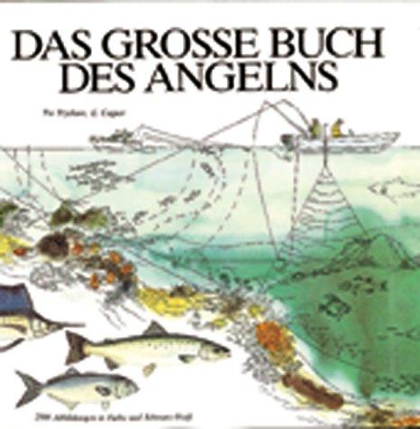 Portada del libro Das große Buch des Angelns