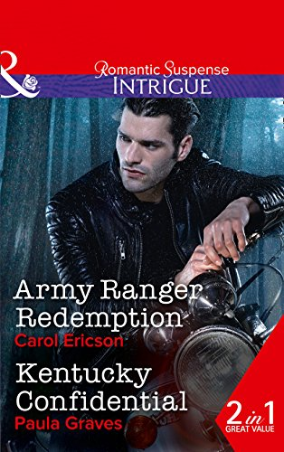 book cover of Army Ranger Redemption / Kentucky Confidential