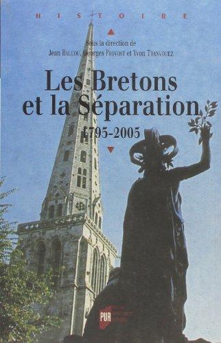 Les Bretons et la Sparation 1795-2005