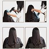 Demana Portable Hair Dryer Diffuser Wind Spin Curl Hair Roller Curler Maker Professional