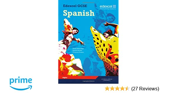 Edexcel GCSE Spanish: Higher Student Book: Amazon co uk: Leanda