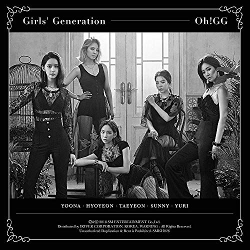 SM Entertainment SNSD Girls' Generation-OH!GG - Lil' Touch (1st Single Album) KIHNO KIT+Photocard