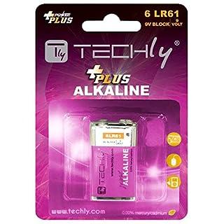 9V Alkaline Batterie Lr61