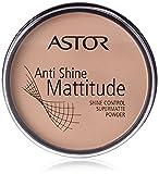 Astor Anti Shine Mattitude Powder, Farbe 3 Nude Beige, 14 g