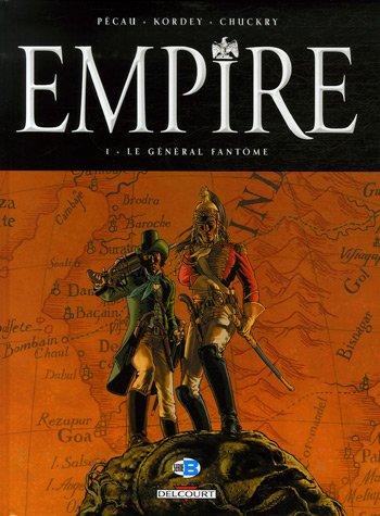 Empire, Tome 1 : Le général fantôme