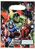 Generique - Sacs de fête Avengers