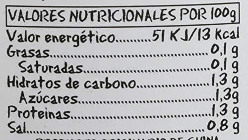 Conservas Cabezón Frasco de Espárrago Extra 7/9 Frutos - 530 gr