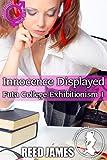 Innocence Displayed (Futa College Exhibitionism 1) (English Edition)
