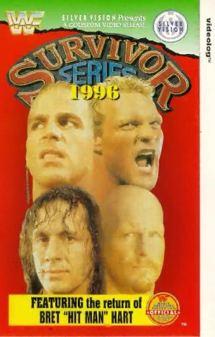Produktbild WWF - The 10th Annual Survivor Series [VHS] [UK Import]