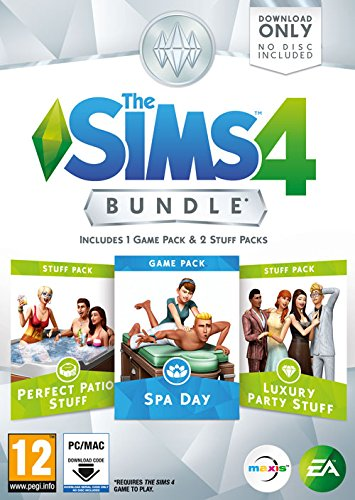 The Sims 4: Bundle Pack 1 [Importación Inglesa]