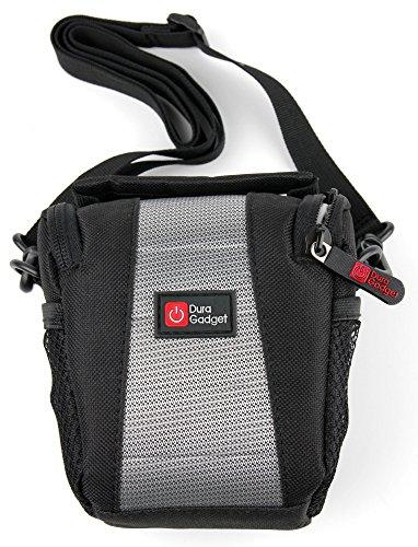 Weich gepolsterte Tasche Schultergurt Für JEEMAK Action Cam 4K UHD 20MP Sport Kamera
