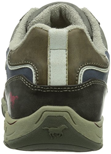 Mustang Men 4085-303-2 Chaussures De Sport Grey 2