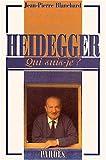 Qui suis-je? Heidegger