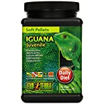 Exo Terra Soft Pellets Juvenile Iguana Food, 240 g 13