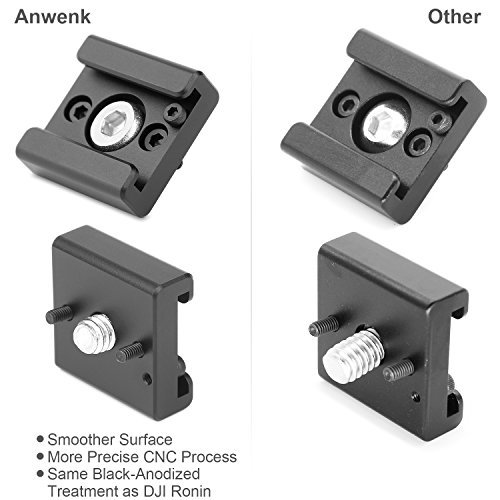 Anwenk cold shoe mount