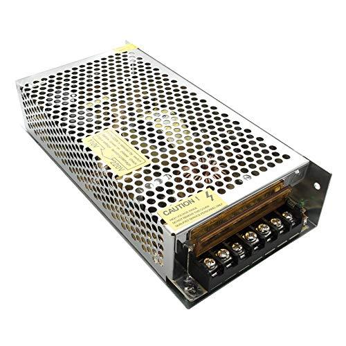 AC auf 12V DC stabilisiert 120W 10A LED Lichter ()