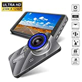 SaShi Dual Lens Front and Rearview Car DVR 1080P HD Video Recorder Night