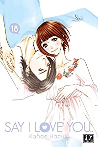 Say I Love You Edition simple Tome 18