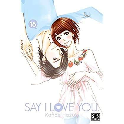 Say I Love You. T18
