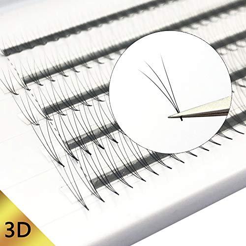 Extensión Pestañas 3D 0.07mm C Curl Extensiones